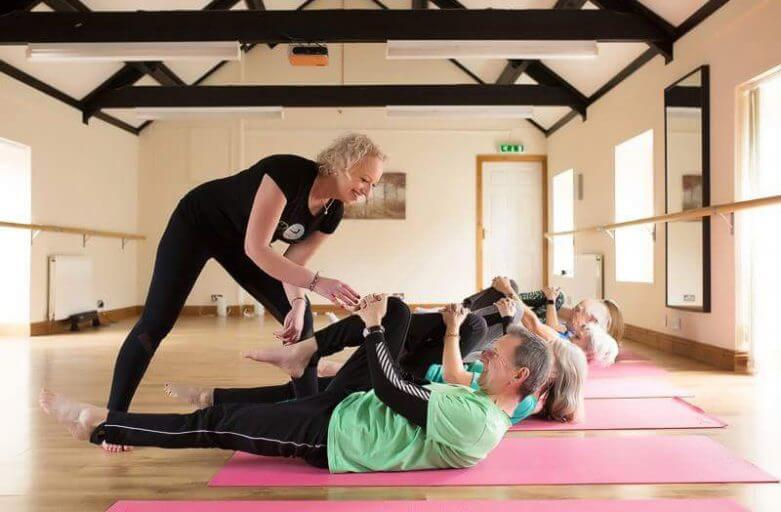 personal training at organic pilates durham
