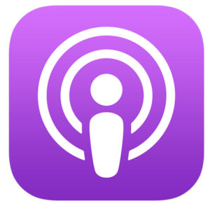 Available on Apple Podcast