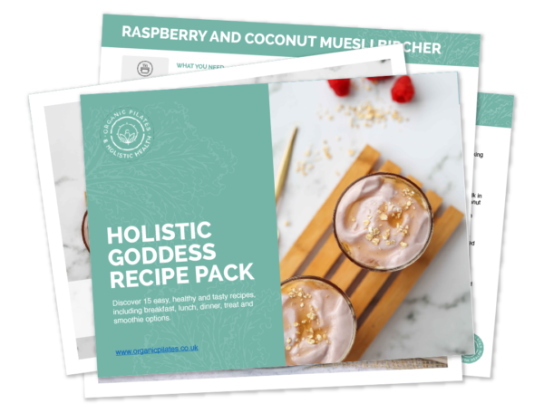'Holistic Goddess Recipe Pack'