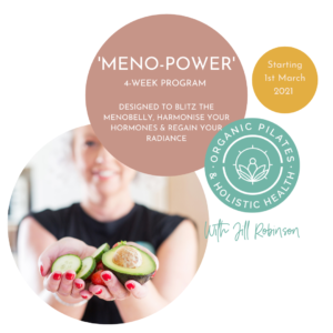 MenoPower 4 Week Program
