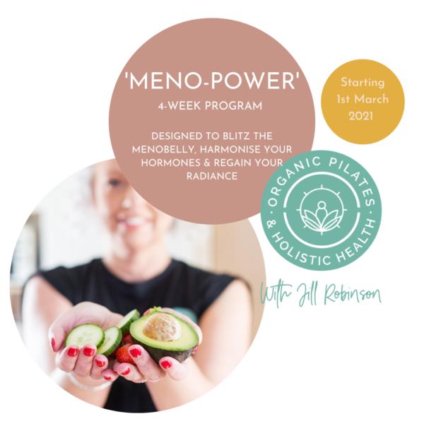 MenoPower 4 Week Program
