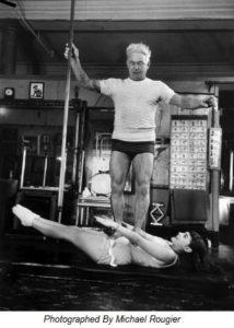Joseph Pilates in Action
