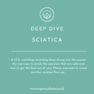 Sciatica Workshop Recording